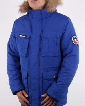 Ellesse Parka Royal Blue