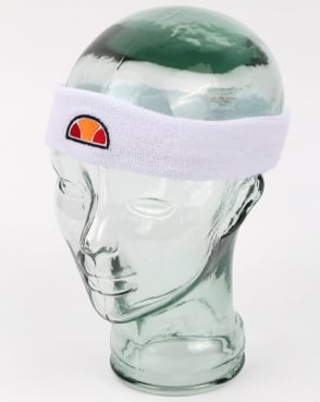 Ellesse Pebby Headband White