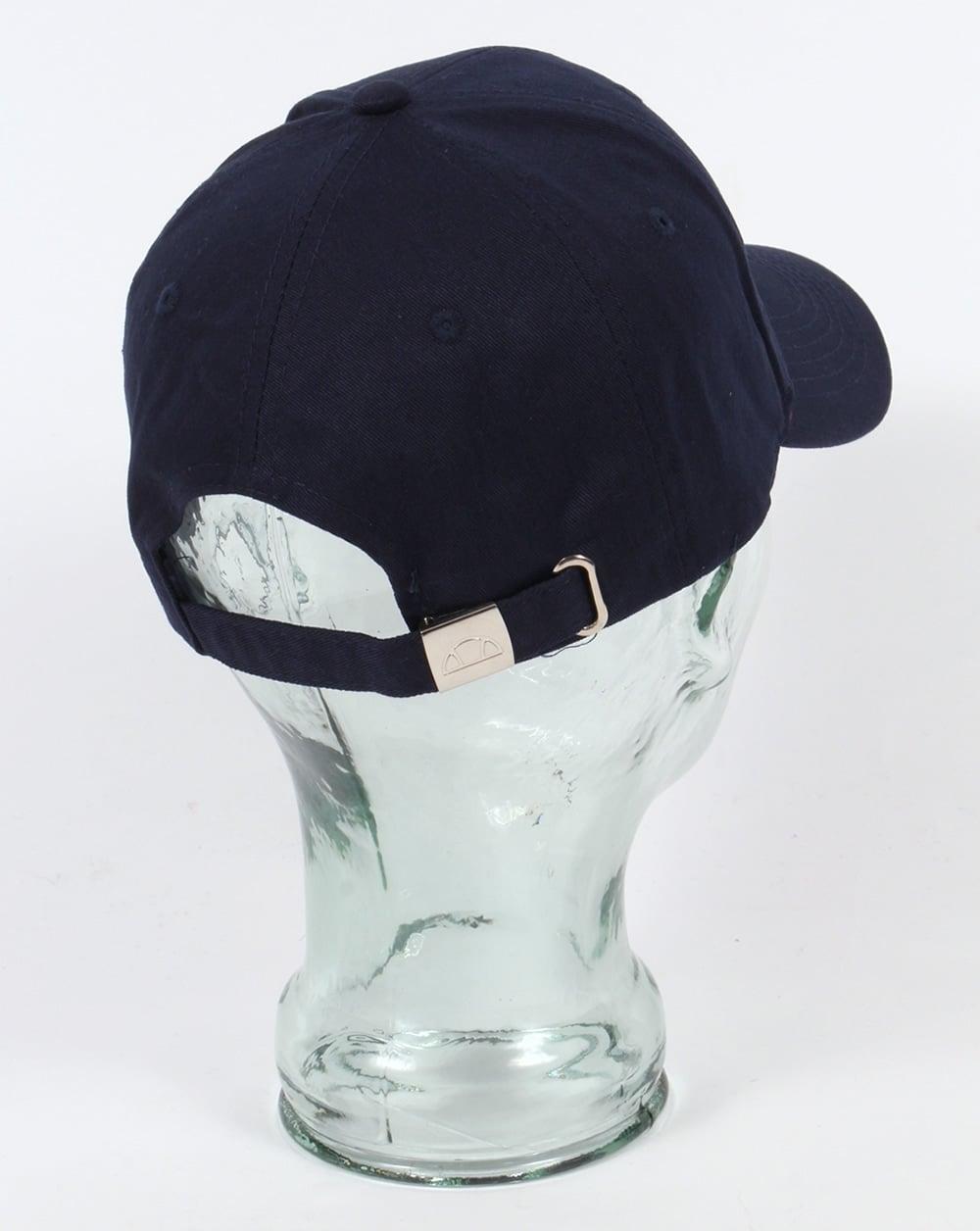 2bd15bc97b7 Ellesse Penguin Ahren Baseball Cap Navy