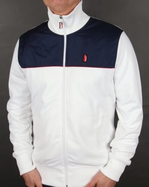 Ellesse Penguin Andalo Track Top White