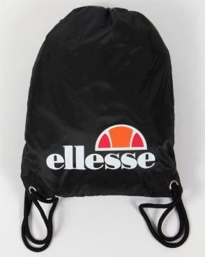 Ellesse Pensford Gym Bag Black