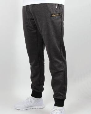 Ellesse Piccolo Track Pants Charcoal Marl