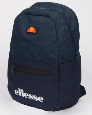 Ellesse Pietro Backpack Navy/navy Marl