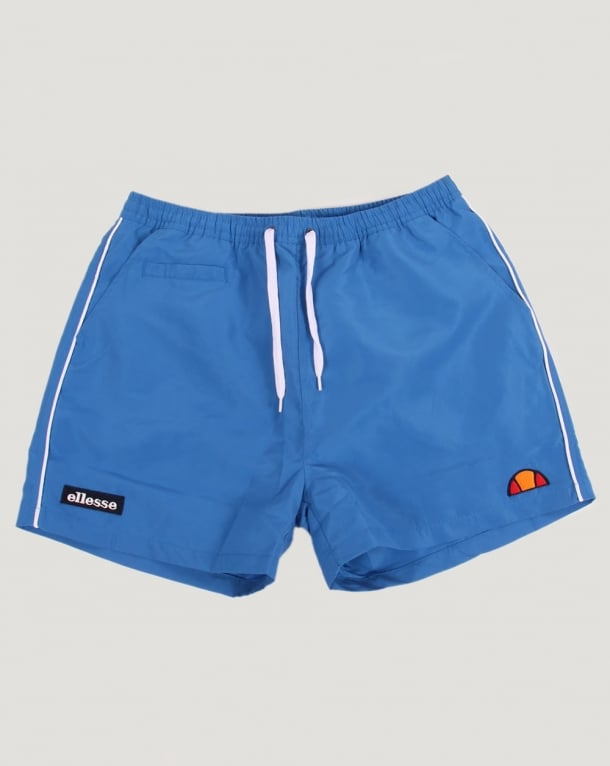 Ellesse Piping Swim Shorts Royal