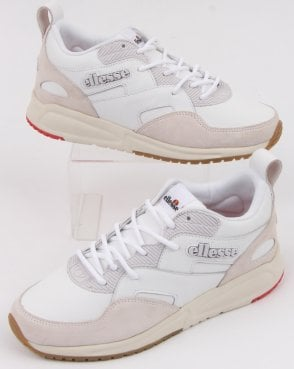 Ellesse Potenza Trainers White