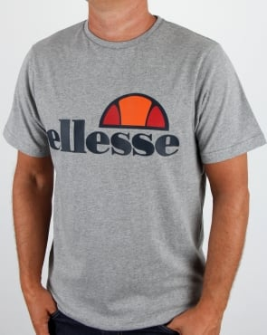 Ellesse Prado T Shirt Athletic Grey