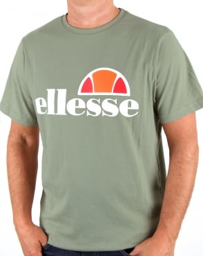Ellesse Prado T Shirt Seagrass