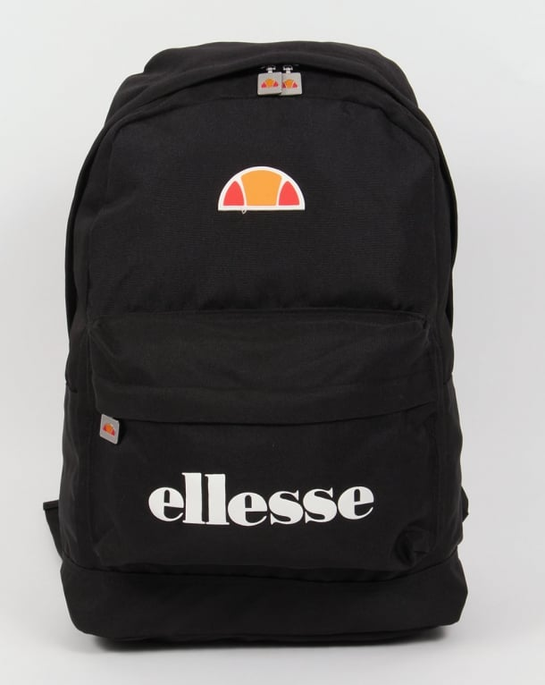 Ellesse Regent II Backpack Black