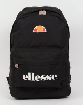 Ellesse Regent II Backpack Black