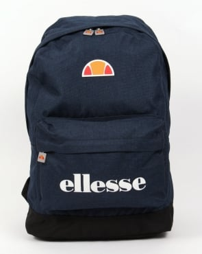 Ellesse Regent II Backpack Navy Marl