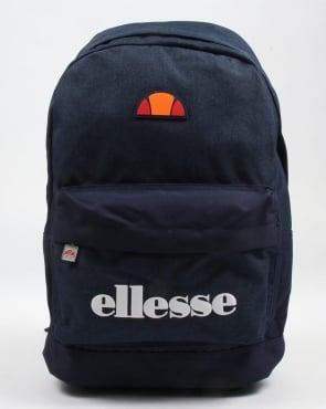 Ellesse Regent II Backpack Navy/Navy Marl