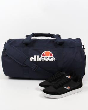 Ellesse Renzo Barrel Bag Navy