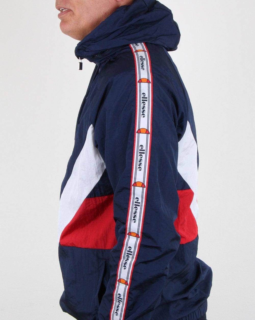4c08d3959 Ellesse Track Jacket in Navy