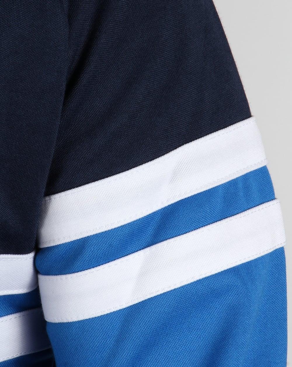 Ellesse Rimini 1983 Track Top Navyroyal Blue Ellesse Rimini Jacket