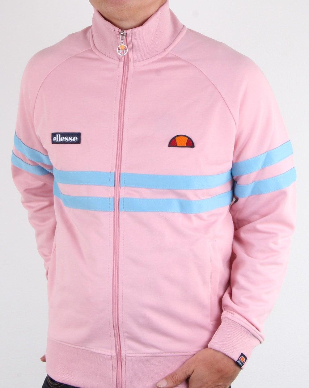 d452138a Ellesse Rimini Track Top Light Pink