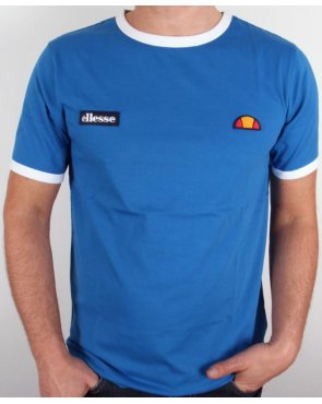 Ellesse Ringer T-shirt Royal