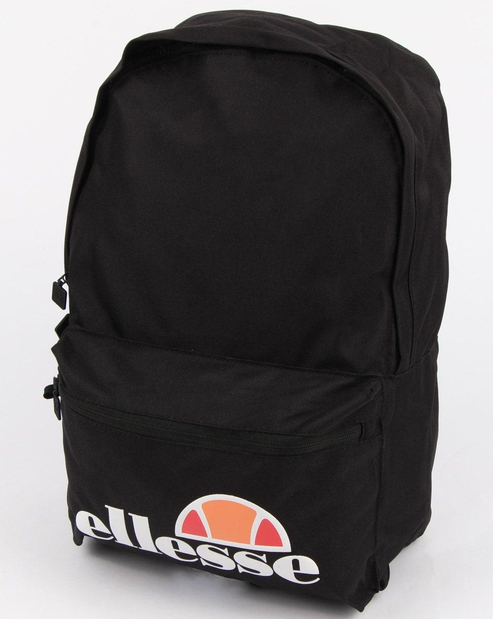 077b7ac56e Ellesse Ellesse Rolby Backpack   Pencil Case Black