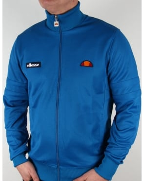 Ellesse Roma 3 Track Top Bright Blue