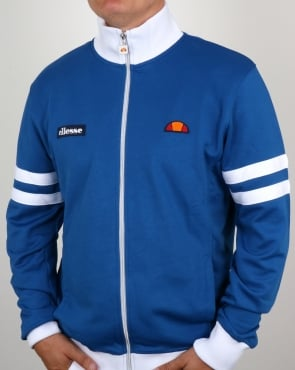 Ellesse Roma Track Top Royal  Blue