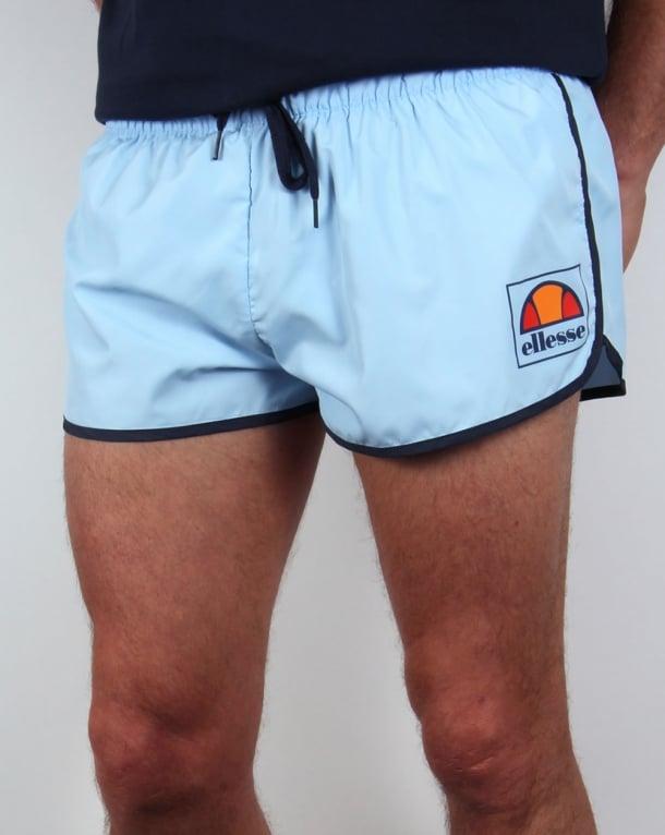 Ellesse Sampieri Sports Shorts Sky Blue
