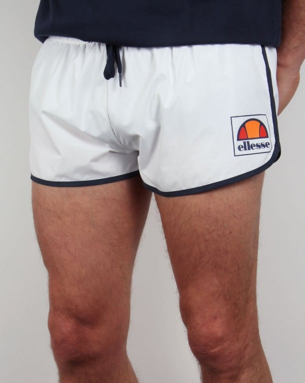 Ellesse Sampieri Sports Shorts White