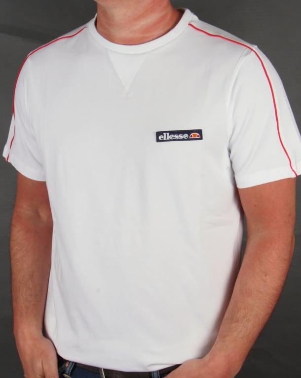 Ellesse San Ginesio T-shirt White