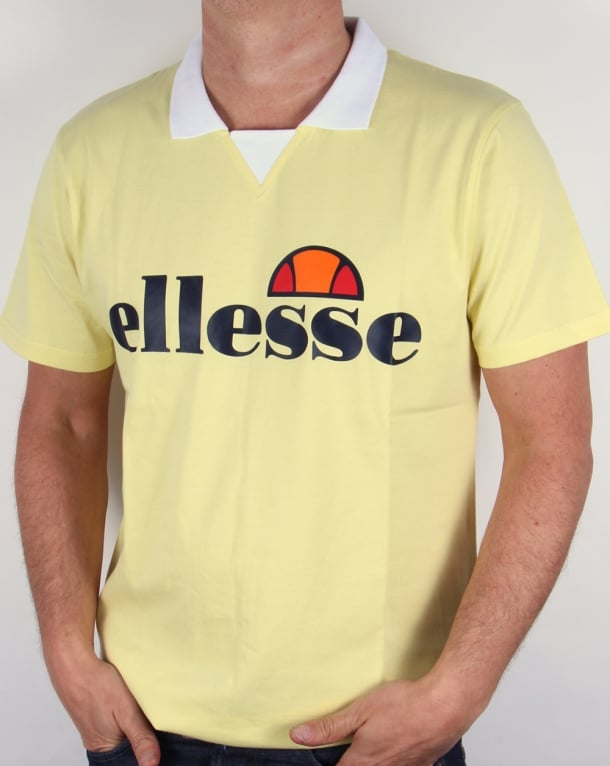 Ellesse Sarzana T-shirt Yellow