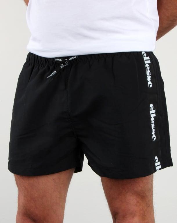 Ellesse Scorfano Swim Shorts Black