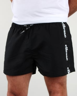 Ellesse Scorfano Swim Shorts Black