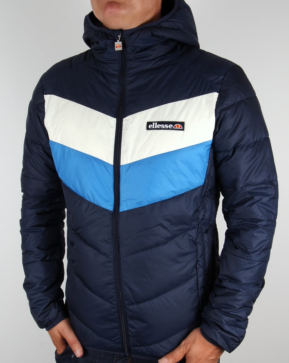 Ellesse Ski Jacket Navy Blue