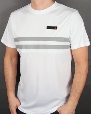 Ellesse Solar T Shirt White