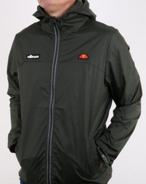 Ellesse Sortoni Jacket Rosin Green