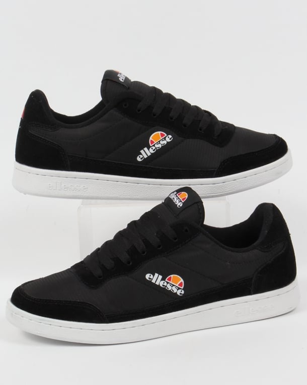 Ellesse Spirito Trainers Black/White