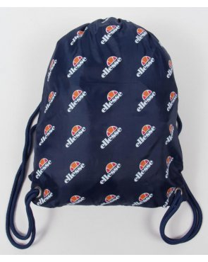 Ellesse Stanton Gym Bag Navy