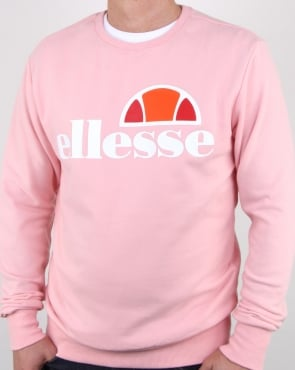 Ellesse Succiso Ii Sweatshirt Light Pink