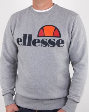 Ellesse Succiso Sweatshirt Athletic Grey