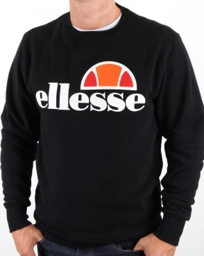 Ellesse Succiso Sweatshirt Black