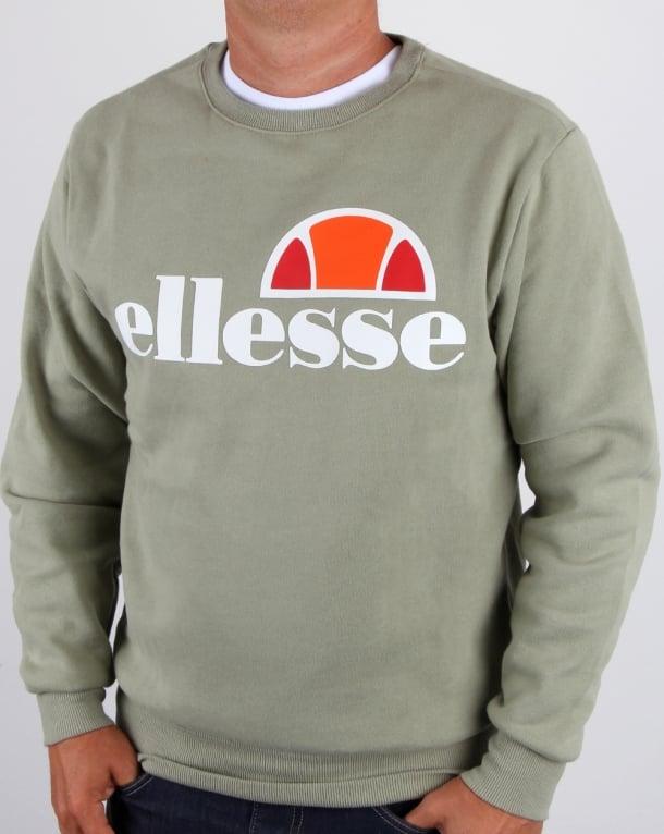 Ellesse Succiso Sweatshirt Seagrass