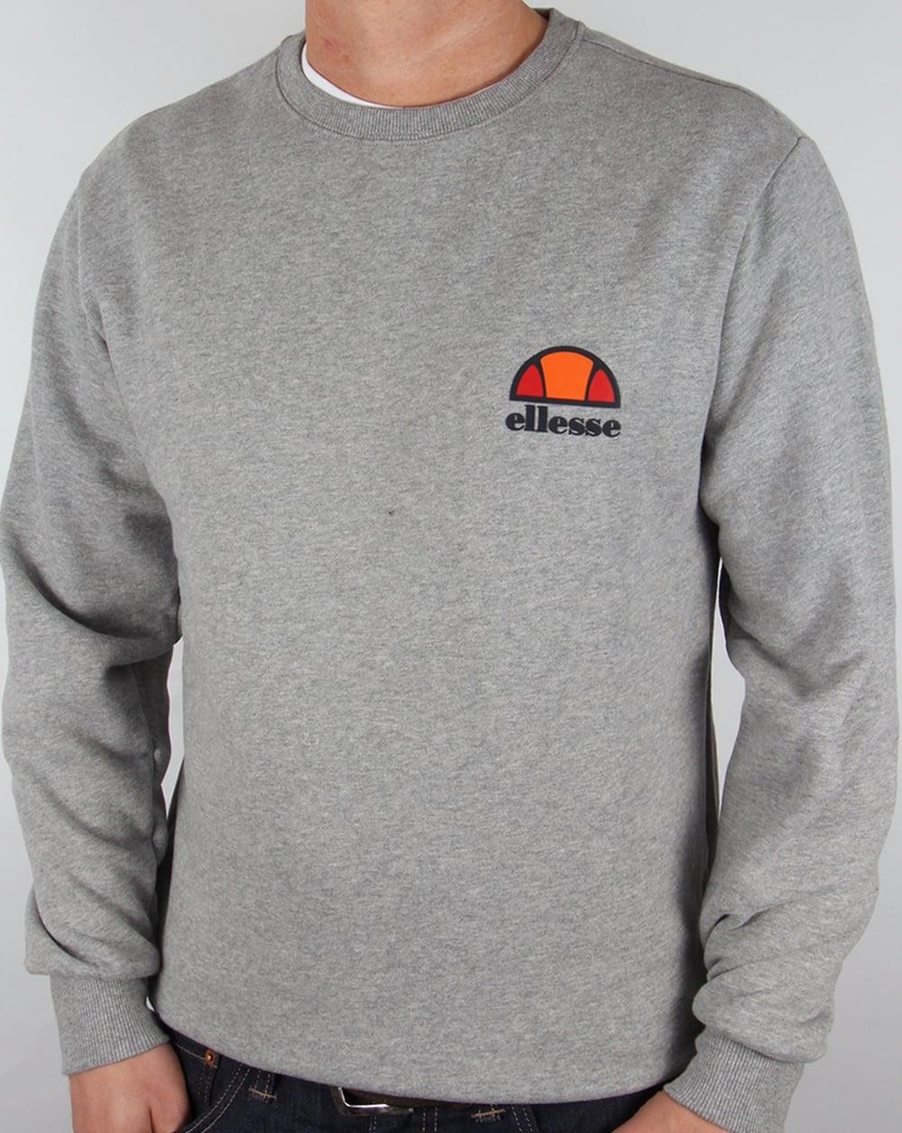 16a849eb4b Ellesse Sweatshirt Athletic Grey