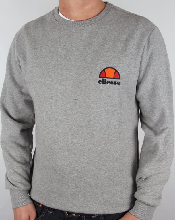 Ellesse Sweatshirt Athletic Grey