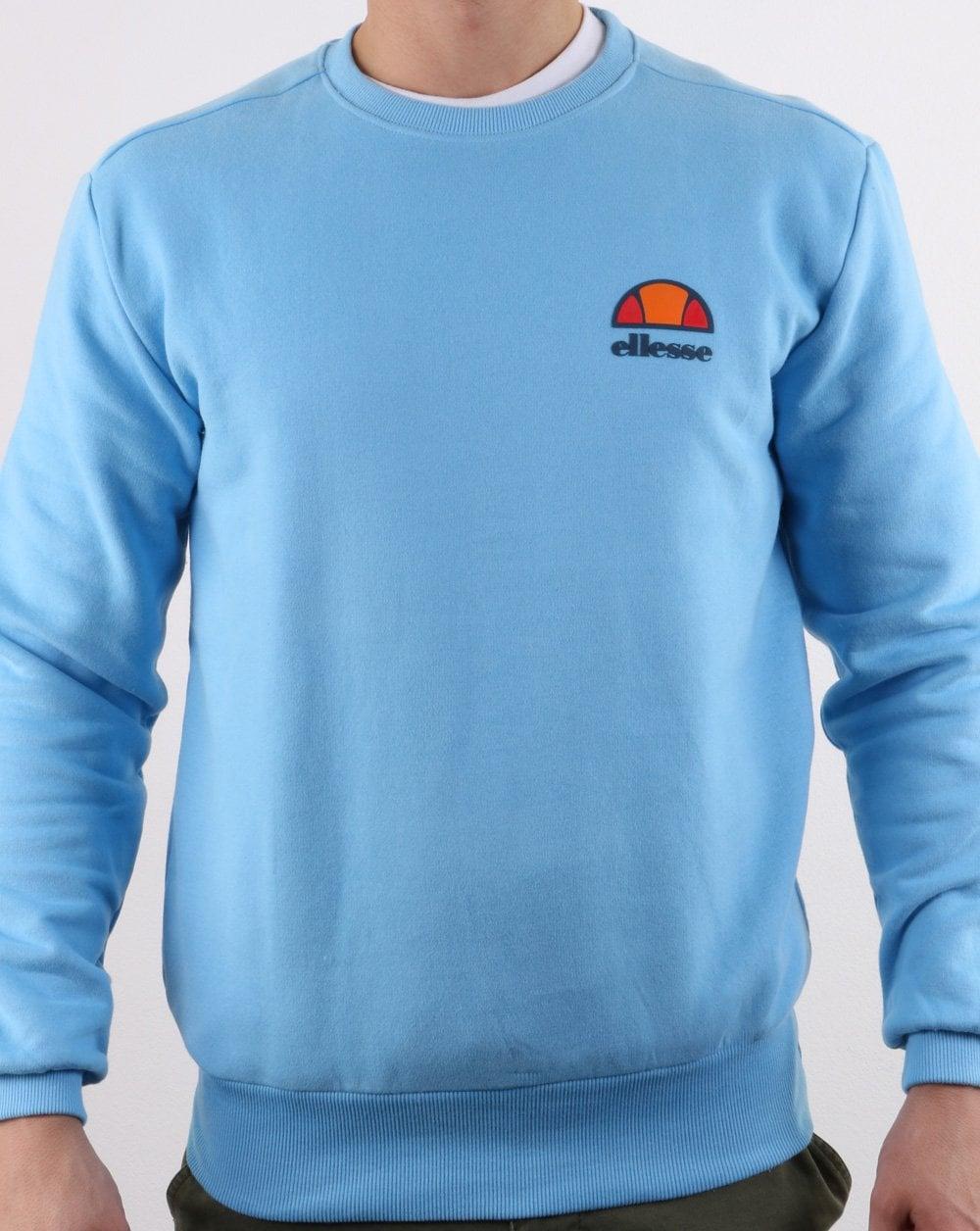 525e31723f Ellesse Sweatshirt Light Blue