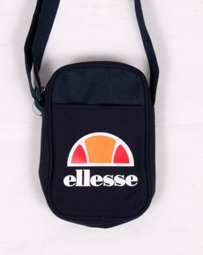 Ellesse Temporale Small Items Bag Navy/navy Marl