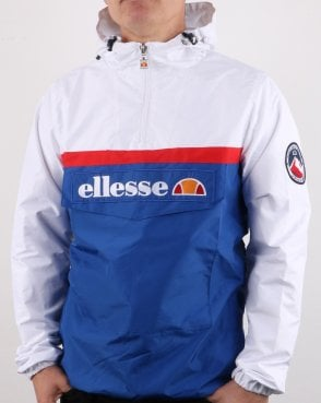 5bdcf3260d95 Ellesse Thano Oh Jacket White
