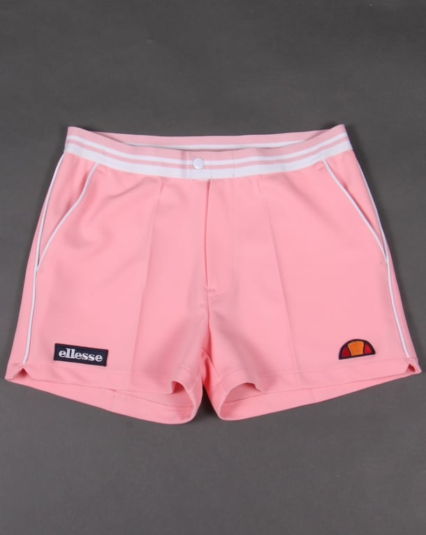Ellesse Tortoreto Shorts Pink/White