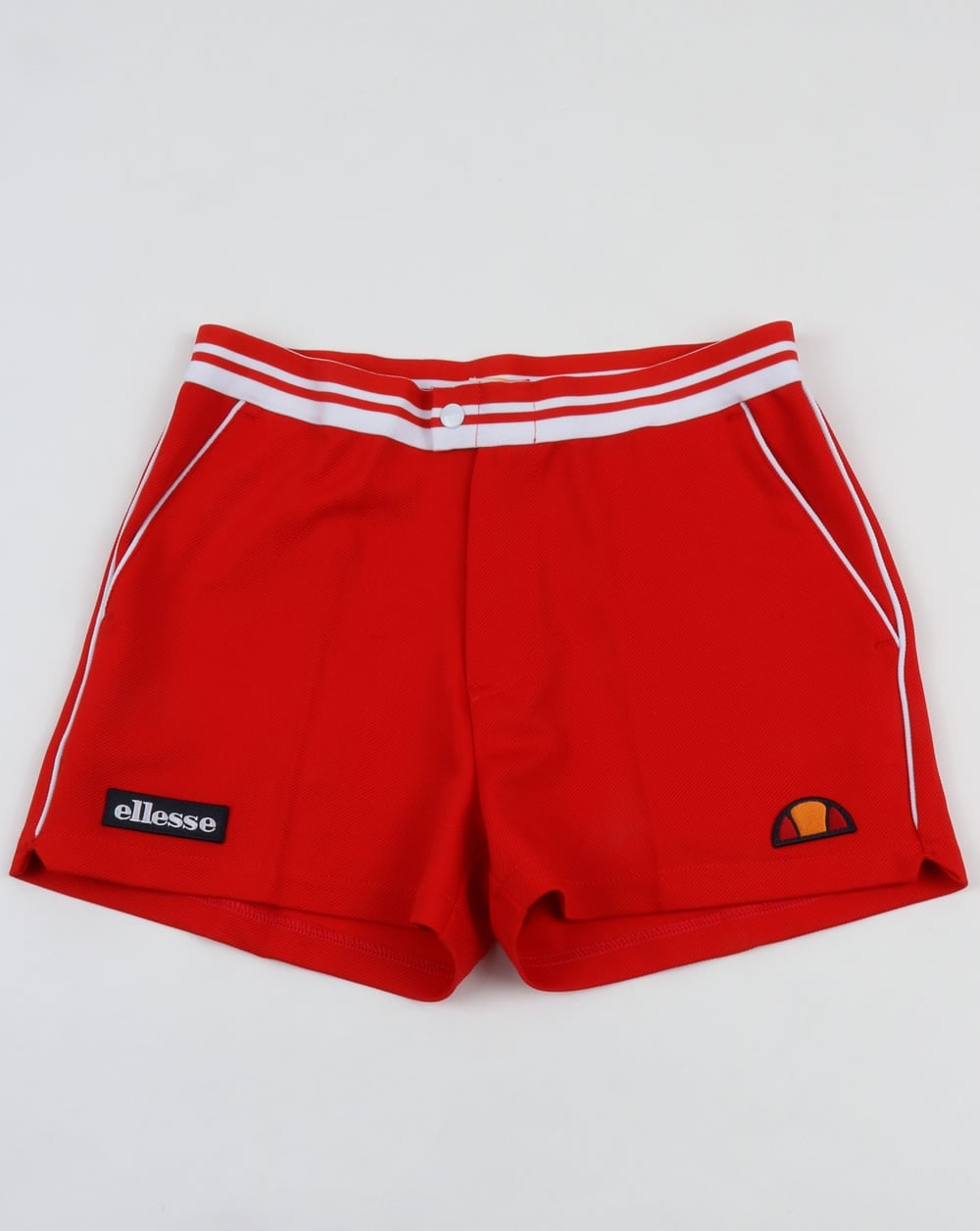 Buy Here Pay Here Ma >> Ellesse Tortoreto Shorts Scarlet Red,piping,business,joey essex