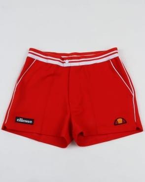 Ellesse Tortoreto Shorts Scarlet Red