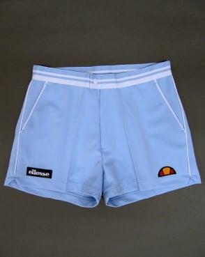 Ellesse Tortoreto Shorts Sky Blue/White