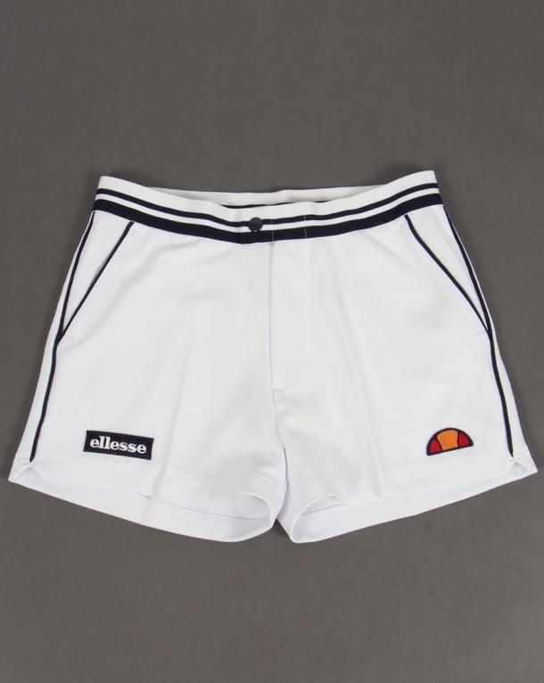 Ellesse Tortoreto Shorts White/Navy