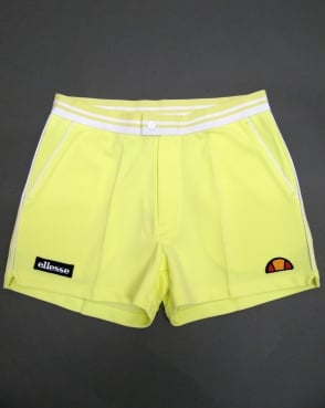 Ellesse Tortoreto Shorts Yellow/White