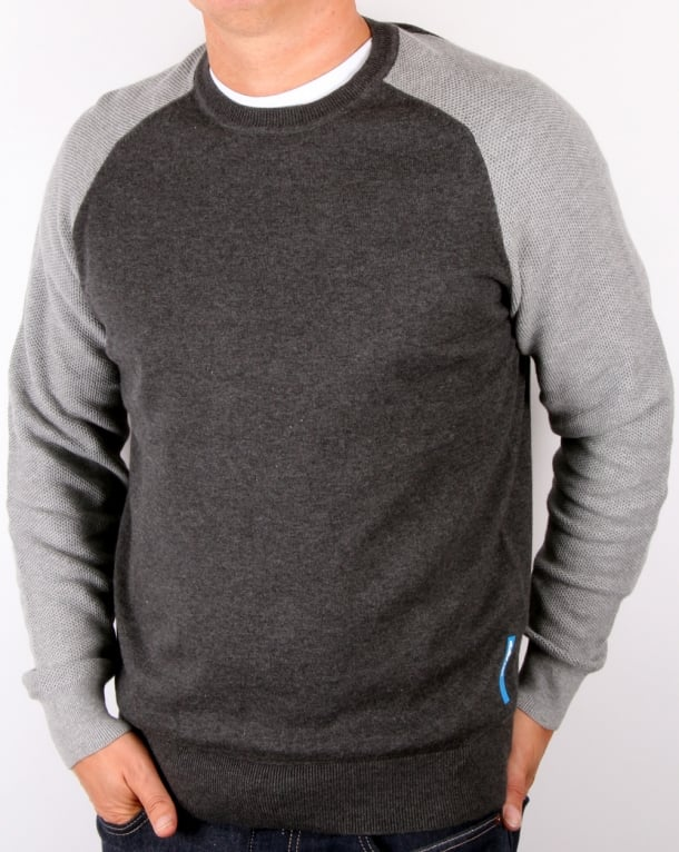 Ellesse Trentino Sweatshirt Charcoal Marl